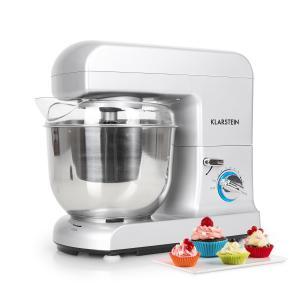 Gracia Argentea Küchenmaschine 1000W 1,3 PS grau