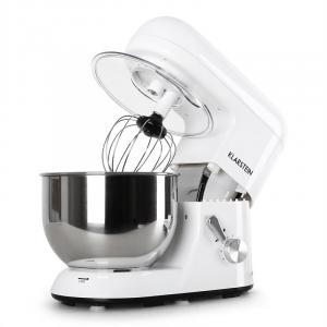 Bella Bianca Küchenmaschine, 1200W 1,6 PS, 5 Liter