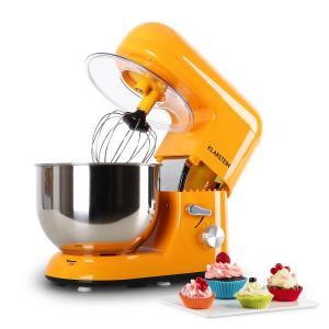 Bella Orangina Küchenmaschine, 1200W 1,6 PS, 5 Liter orange
