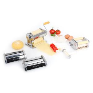 Siena Pasta Maker Nudelmaschine 3 Aufsätze