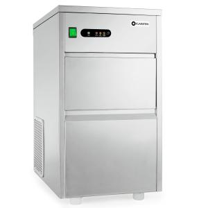 Eiswürfelmaschine Industrie 240W 20kg Tag Edelstahl