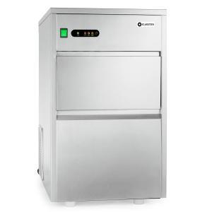 Eiswürfelmaschine Industrie 240W 25kg/Tag Edelstahl