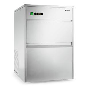 Eiswürfelmaschine Industrie 380W 50kg Tag Edelstahl