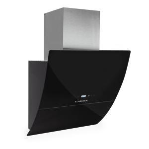 RGL60BL Dunstabzugshaube Kopffrei 60 cm 550 m³/h Glas Timer schwarz