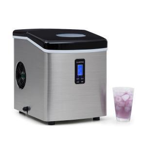 Mr. Black-Frost Eismaschine 150W Edelstahl schwarz 15kg