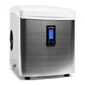 Mr. Silver Frost Eismaschine 150W Edelstahl weiß 13kg