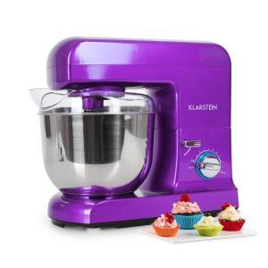 Gracia Viola Küchenmaschine 1000W 1,3 PS lila