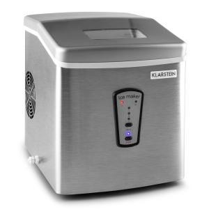 Powericer Eismaschine 180W 15kg/Tag Edelstahl