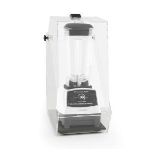 Herakles 2G Standmixer Weiß mit Cover 1200W 1,6 PS 2 Liter BPA-frei