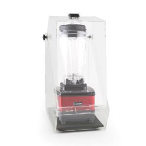 Herakles 4G Standmixer Rot mit Cover 1500W 2,0 PS 2 Liter BPA-frei