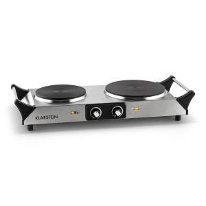 Cookorama Doppel Kochplatte 2500W Edelstahl