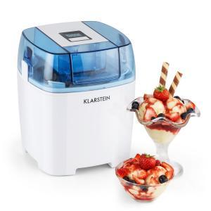 Creamberry Eiscremebereiter Flaschenkühler Frozen Yogurt 1,5l weiß