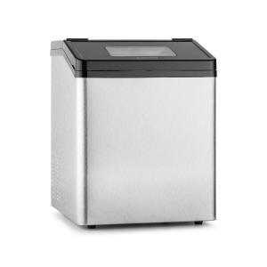 Powericer ECO 3 Eiswürfelmaschine 450W 30 kg/Tag Edelstahl