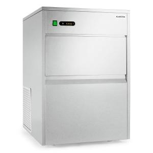 Powericer Queen Eiswürfelmaschine Industrie 580W 80kg/Tag Edelstahl