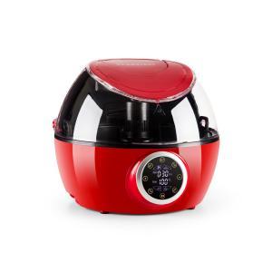 VitAir Twist Heißluftfritteuse Multifunktions-Kochautomat 1230 W rot