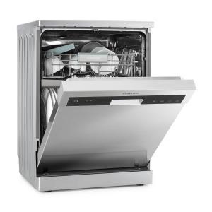 Reinfjord Geschirrspülmaschine A+++ 1850W 12 Maßgedecke Edelstahlfront