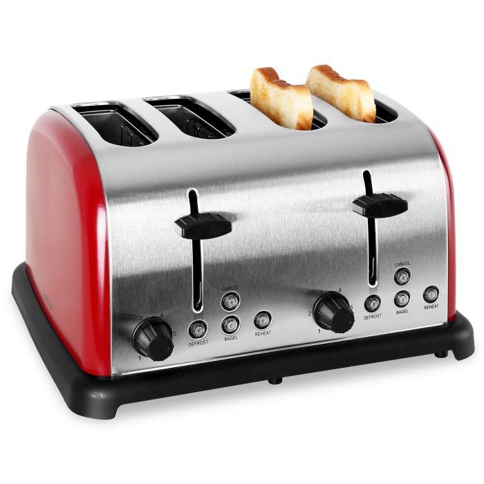 TK-BT-211-R Retro Toaster