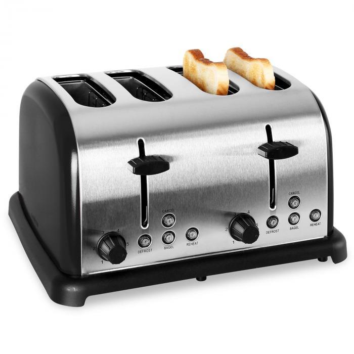 TK-BT-211-B Retro Toaster