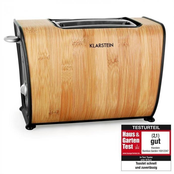 Bamboo Garden Toaster