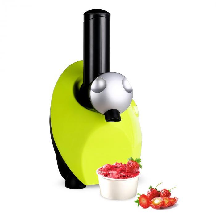 Fruits-on-Ice Fruchteismaschine