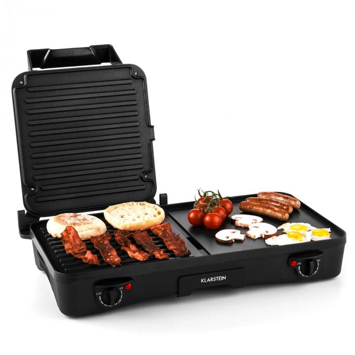 Butterfly&Bee 2-in-1 Tischgrill
