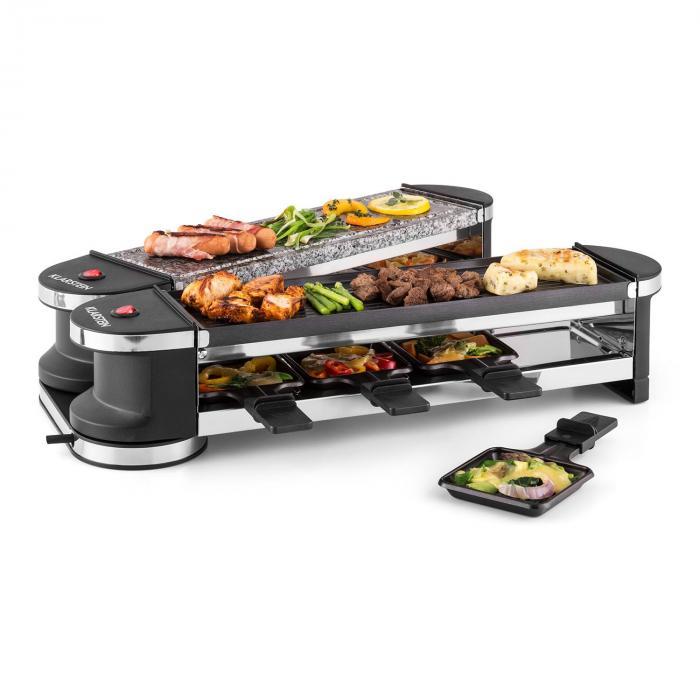 Tenderloin 50/50 Raclette-Grill
