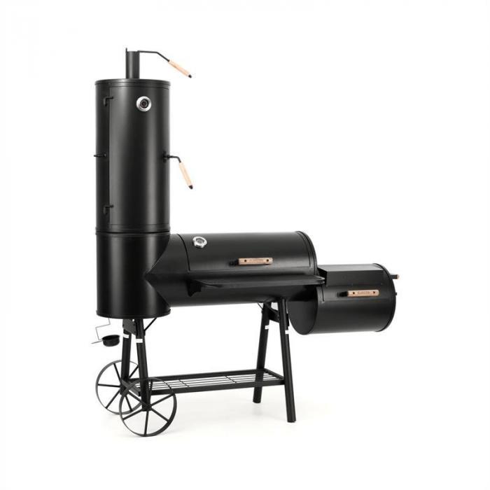 Monstertruck Smoker Grill