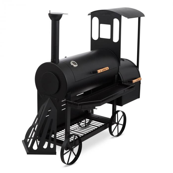 Dampflok Smoker Grill