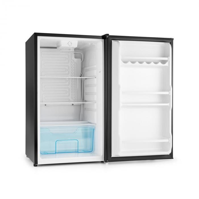 springfield k hlschrank 112 liter 60 w a schwarz klarstein. Black Bedroom Furniture Sets. Home Design Ideas