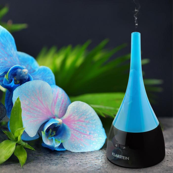 Etheria Aroma-Diffuser Luftbefeuchter LED Ultraschall ...