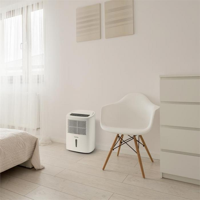 dryfy 10 luftentfeuchter kompression 10l 24h 240w timer wei 10l 24h klarstein. Black Bedroom Furniture Sets. Home Design Ideas
