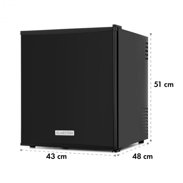 mks 5 minibar mini k hlschrank 40 liter schwarz klarstein. Black Bedroom Furniture Sets. Home Design Ideas