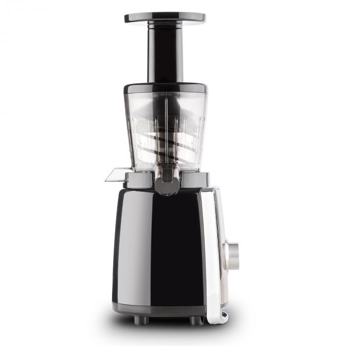 sweetheart entsafter slow juicer 150w 32u min chrom silber klarstein. Black Bedroom Furniture Sets. Home Design Ideas