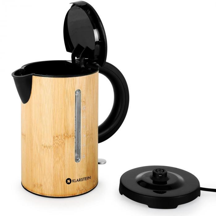 bamboo garden fr hst cksset small wasserkocher toaster. Black Bedroom Furniture Sets. Home Design Ideas