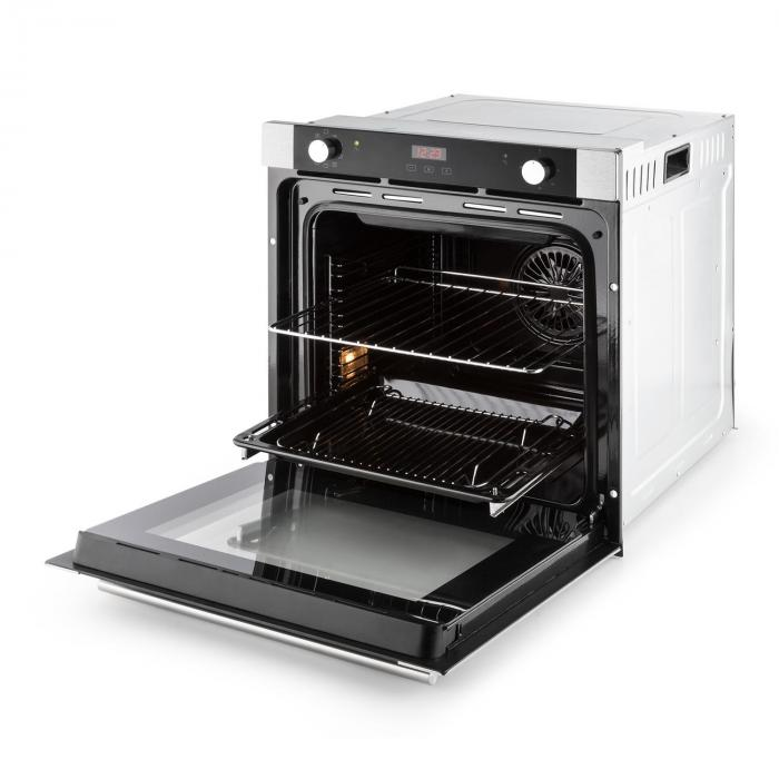 bocuse backofen 3500w a einbau umluft 71 liter 9. Black Bedroom Furniture Sets. Home Design Ideas